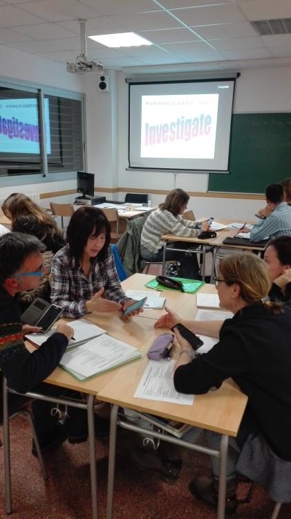 Aprendizaje Basado en Proyectos 1
